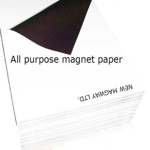 image relating to Laser Printable Magnetic Sheets named magnet sheet and flex metal sheet provider within GTA. magnetic