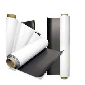 photo about Printable Whiteboard known as magnet sheet and flex metal sheet service provider inside GTA. magnetic